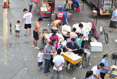 ordinary breakfast market Stock Photos