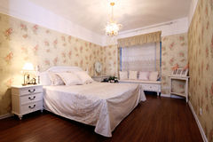Ordinary home decoration Stock Images