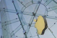 Ordinateur Apple À Changhaï Photo stock