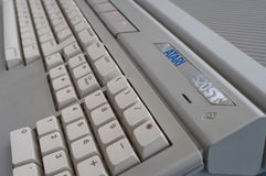 Ordinateur d'Atari 520ST photos stock