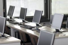 ordinateur d'enseignement 2 Images stock