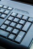 Ordinateur de clavier Photos libres de droits