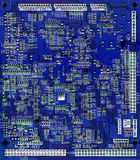 ordinateur de panneau image libre de droits