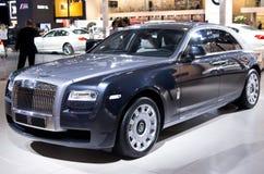 Ordinateur de secours de Rolls Royce Image stock