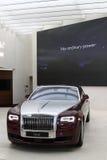 Ordinateur de secours de Rolls Royce Photo libre de droits