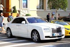 Ordinateur de secours de Rolls Royce Images libres de droits