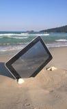 Ordinateur de tablette Photographie stock
