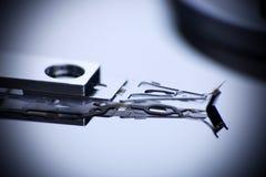 Ordinateur harddrive Photographie stock libre de droits