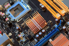 Ordinateur Mainboard Photos stock