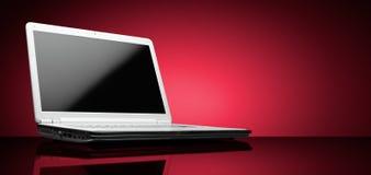 ordinateur portatif photo libre de droits