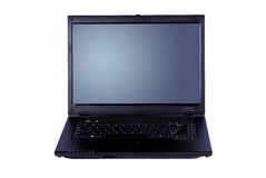 ordinateur portatif Photographie stock libre de droits