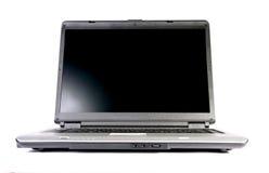 ordinateur portatif d'isolement par ordinateur Image libre de droits