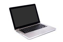 ordinateur portatif d'ordinateur moderne Photo libre de droits