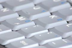 ordinateur portatif de clavier d'ordinateur Photo stock