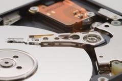 Ordinateur portatif HDD Images libres de droits
