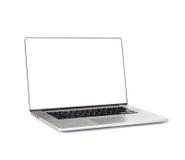 ordinateur portatif neuf Photo libre de droits