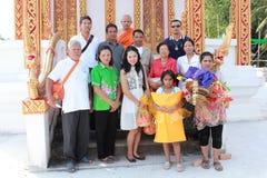 Ordination Ceremony Stock Photo