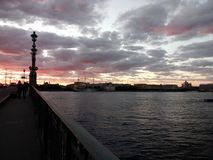 Ordine a St Petersburg Fotografie Stock