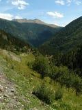 Ordino berg, Andorra Royaltyfri Fotografi