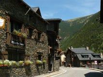 Ordino góry, Andorra Fotografia Stock