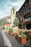 Ordino l'andorre photo stock