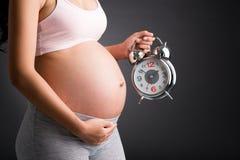 Ordna till för att ge födelse royaltyfria bilder
