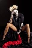 Ordna till till halloween Fotografering för Bildbyråer