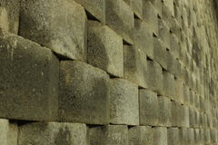 Ordning av stenen Arkivfoton
