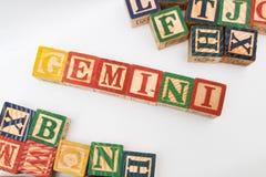 Ordningen av bokstäver bildar ett ord, version 113 Royaltyfria Foton