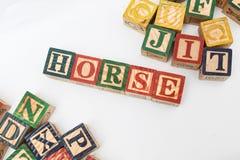 Ordningen av bokstäver bildar ett ord, version 137 Royaltyfria Bilder