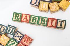 Ordningen av bokstäver bildar ett ord, version 155 Royaltyfria Bilder