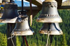 Ordodox bells Royalty Free Stock Photography