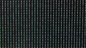 Ordre aléatoire des nombres sur l'écran d'ordinateur pendant une récupération de mot de passe de tentative banque de vidéos