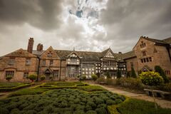 Ordsall Hall Royalty Free Stock Images