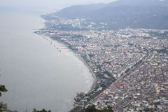 Ordu Boztepe Royalty Free Stock Photography