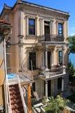 Ordu. Old city. (Turkey) Stock Photo