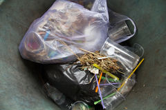 ordures Photographie stock