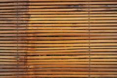 Ordures en bambou Photo libre de droits