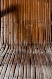 Ordures en bambou Images stock