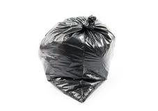 ordures noires de sac image libre de droits