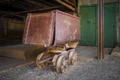 Ore cart Stock Photos