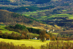 Ore mountains Stock Images