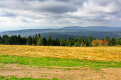 Ore Mountains, Czech Republic Stock Images