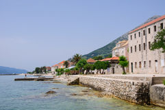 Orebić, Croatia Royalty Free Stock Photos