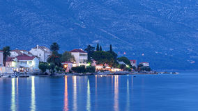 Orebic, Croatia Imagen de archivo