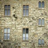 orebro Швеция narke городища замока средневековое Стоковое Фото