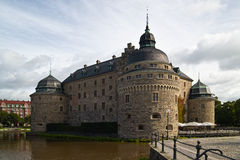 Orebro Castle Royalty Free Stock Image