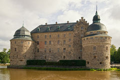 Orebro Castle. Stock Images