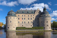 Orebro Castle, Sweden Stock Photo