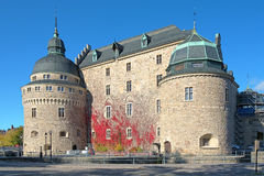 Orebro Castle, Sweden Stock Image
